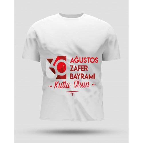 30 AĞUSTOS ZAFER BAYRAMI TİŞÖRT ZFRT-3